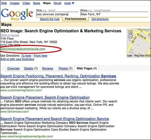 Google Local My Business Listings Hijacked