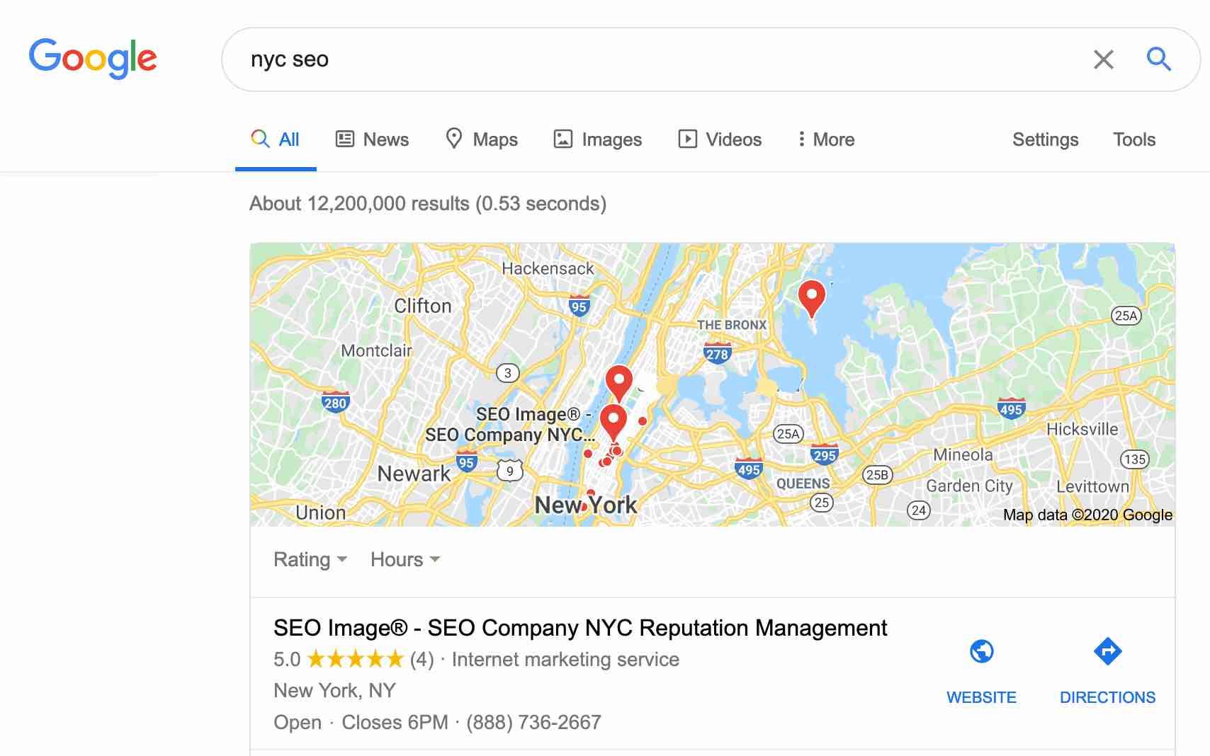 NYC SEO Company
